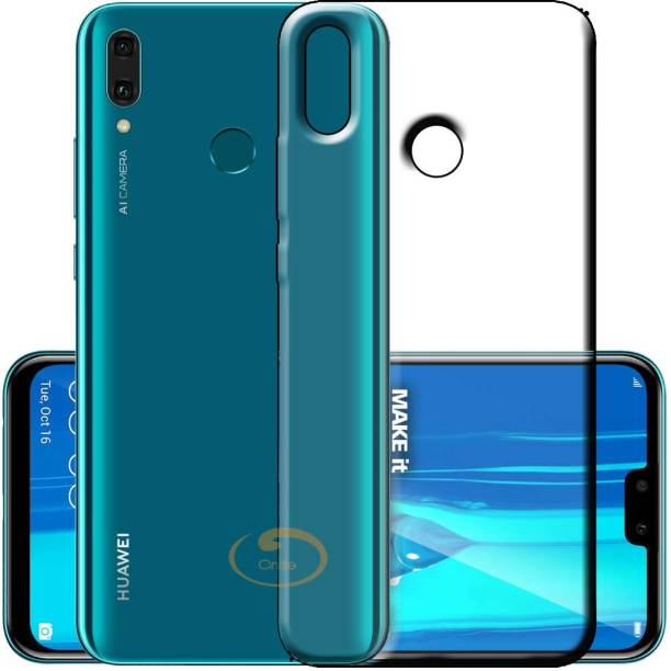 ONLITE Back Cover for Huawei Y9 2019, Huawei Y9 2019 Back Cover