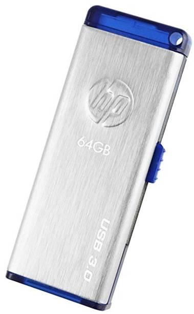 HP X730W Metal 64 GB Pen Drive