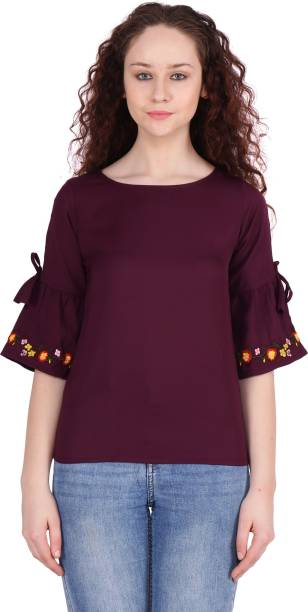 a34c253110b2d Designer Tops - Buy Latest Designer Tops Collections online at best ...