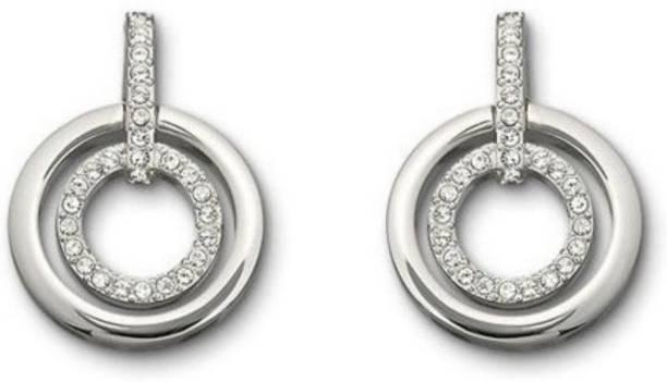 f3ab4758efa60 Silver Earrings - Buy Silver Earrings Online At Best Prices in India ...