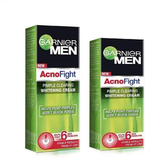 GARNIER Men Acno Fight whitening cream