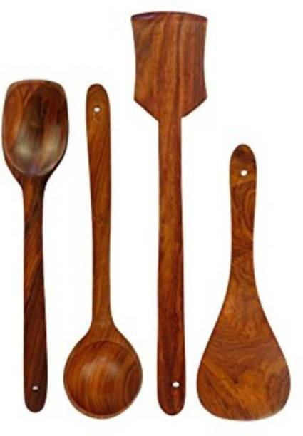 CraftOnline wooden cooking spoon tools Wooden Wooden Spoon Set
