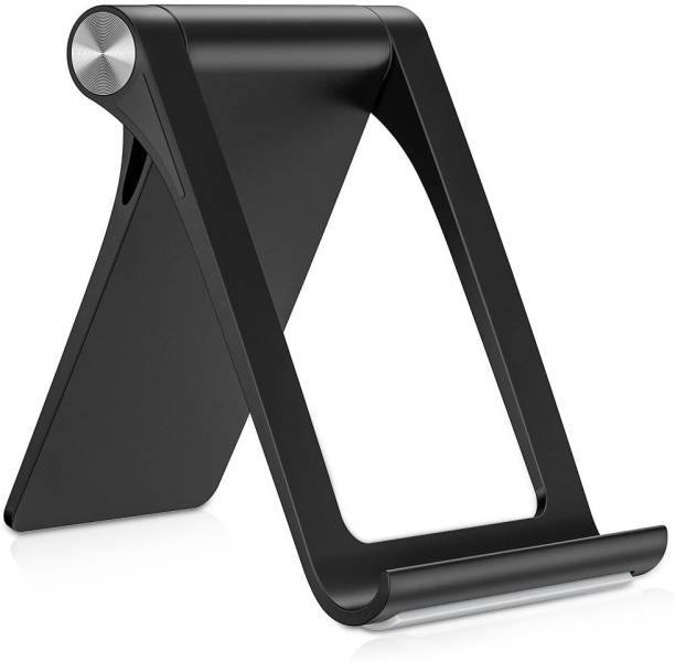 STRIFF Premium quality Adjustable Multi Angle Desktop phone Stand Mount Holder for Smart Phones Mobile Holder