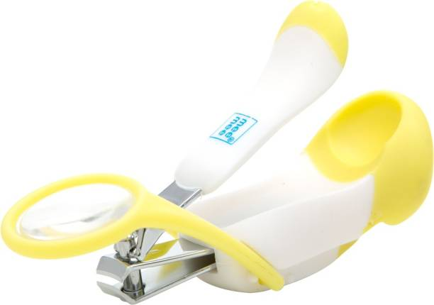 MeeMee Gentle Nail Clipper with Magnifier