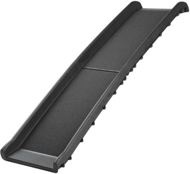 trixie Petwalk Folding Ramp, 40x156cm, Up to 90kg, Black Pet Stair Ramp