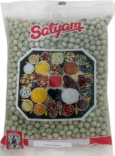 SATYAM Green Dried Peas (Whole)