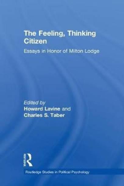 The Feeling, Thinking Citizen