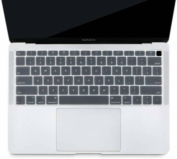 Saco Silicone Keyboard Protector Skin Laptop Keyboard Skin