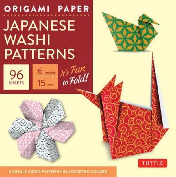 Creative Origami Kit: Learn to Fold Like a Pro! (Mixed Media ... | 612x609