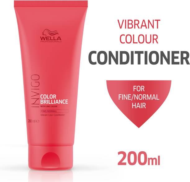 Wella Professionals INVIGO COLOR BRILLIANCE Conditioner, for file/normal hair