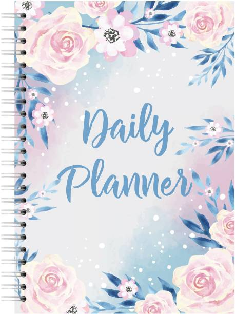 Lauret Blanc Win The Day Gratitude Journal with to Do List- A5 Size Daily Planner, 80 GSM, 160 Pages. Plan for 80 Days A5 Planner Ruled 160 Pages