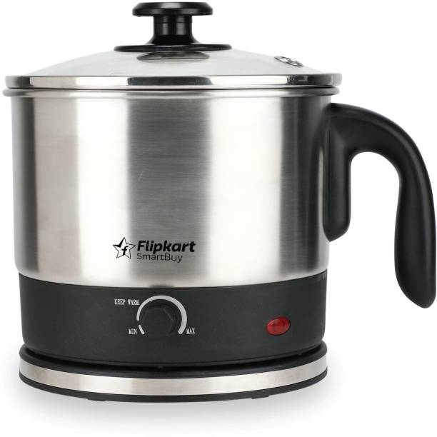 Flipkart SmartBuy FKSBMK12 Multi Cooker Electric Kettle