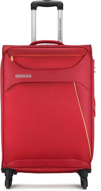 42715d13dd American Tourister AMT Z-STRIKE SP68CM RUBY RED Expandable Check-in Luggage  - 27