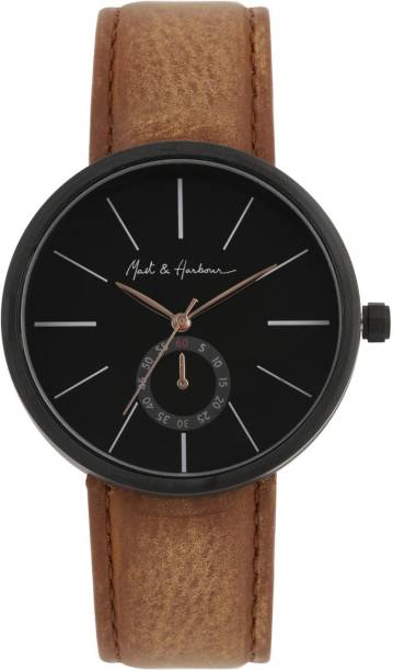 MAST & HARBOUR 1488038 Analog Watch  - For Men