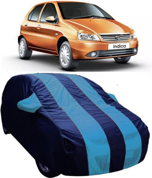 AUCTIMO Car Cover For Tata Indica (With Mirror Pockets)
