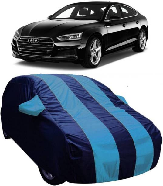 AUCTIMO Car Cover For Audi A5 (With Mirror Pockets)