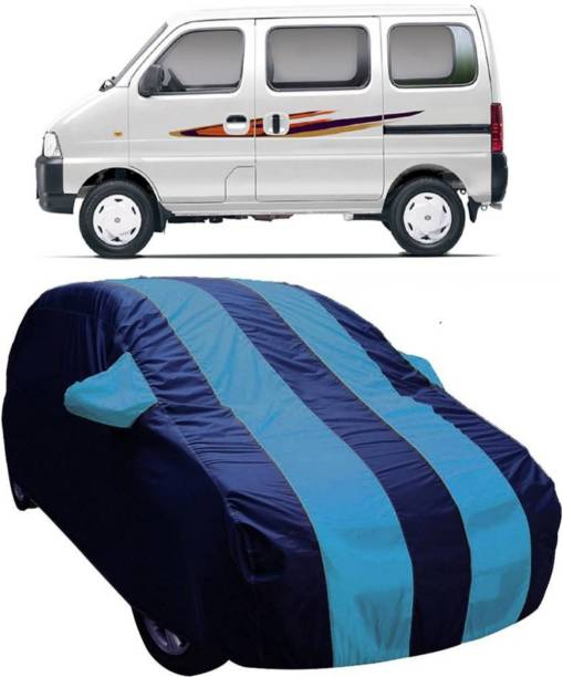 AUCTIMO Car Cover For Maruti Suzuki Eeco (With Mirror Pockets)