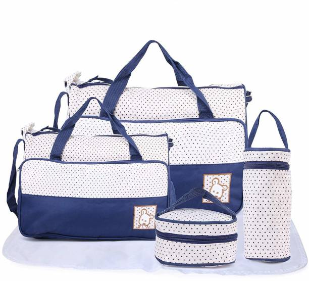 acd2b0bb808c3 Xeekart Baby Diaper Nappy Changing Baby Diaper Bag Mummy Bag Bottle  Cover Lunch