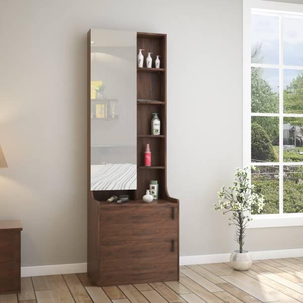 @Home by nilkamal Serra Engineered Wood Dressing Table