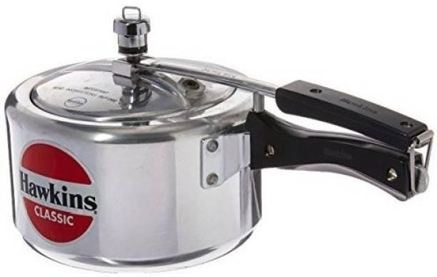 HAWKINS Classic Wide Pressure Cooker 3 L Pressure Cooker