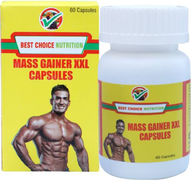 BEST CHOICE NUTRITION Mass gainer xxl Weight Gainers/Mass Gainers