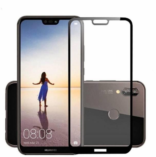 MOBIRUSH Edge To Edge Tempered Glass for Huawei Nova 3e