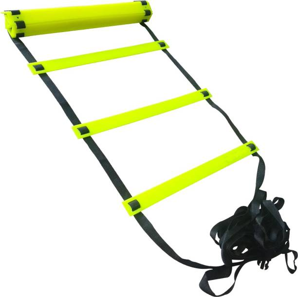 Foricx 2 Meter Agility Ladder Super Speed Agility Ladder for Track and Field Sports Training Speed Ladder