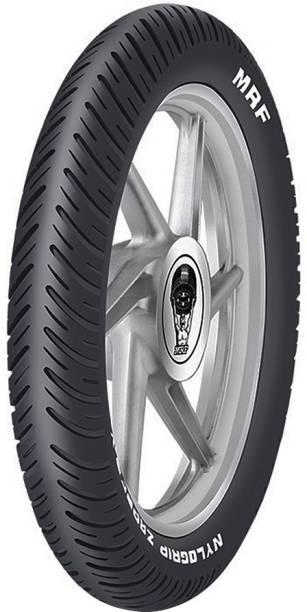 MRF Zapper-Y 100/90-18 56P-A1 Tube Less Type Bike Rear Tyre