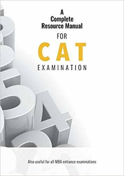 A Complete Resource Manual for CAT Examination