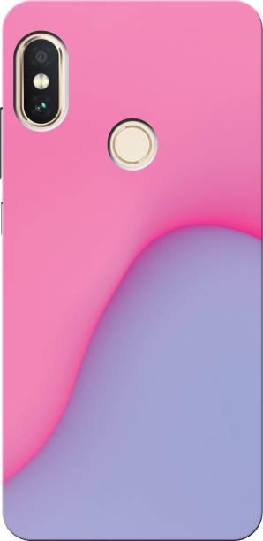 Kaina Back Cover for Mi Redmi Note 6 Pro