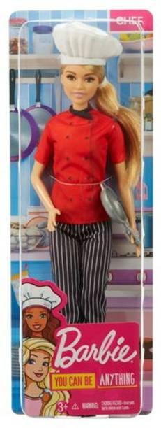 BARBIE Career Doll - Chef Doll