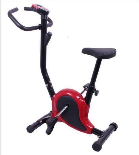 supermarche Home Stress Buster Sprint Running Indoor Cycles Exercise Bike (Black/Red) Indoor Cycles Exercise Bike