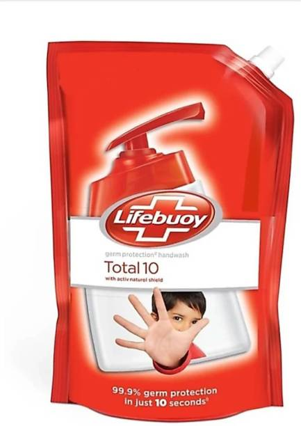 LIFEBUOY Total 10 Hand Wash Refill Hand Wash Pouch