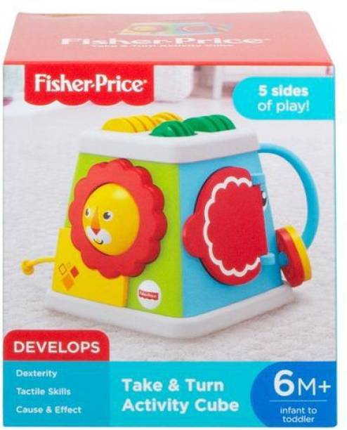 FISHER-PRICE CUBE