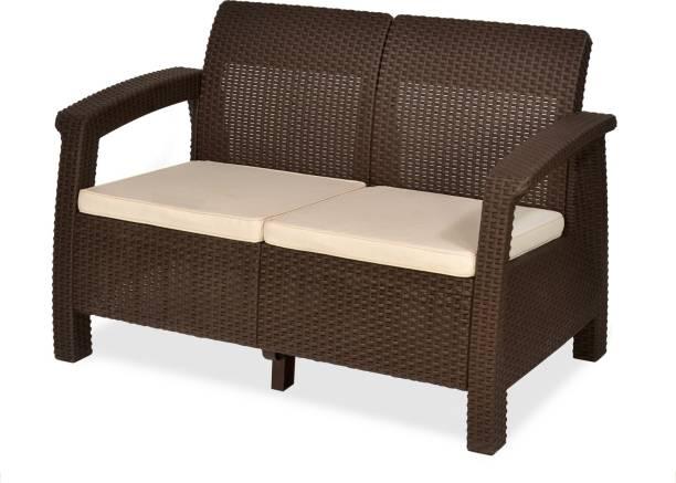 Nilkamal Goa Sofa Fabric 2 Seater  Sofa
