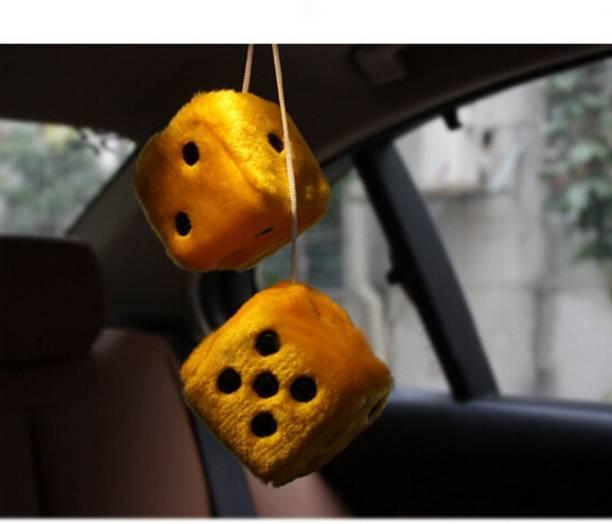 M&Y Orange Hanging Hanging Air Freshener Gel Perfume for Car Freshener