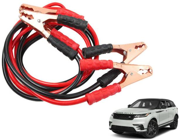 Stela Car Heavy Duty Jumper Cable Leads Battery Booster 500 Amp RY010 7.5 ft Battery Jumper Cable