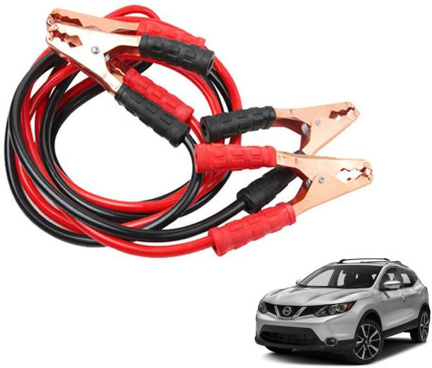 Stela Car Heavy Duty Jumper Cable Leads Battery Booster 500 Amp RY015 7.5 ft Battery Jumper Cable