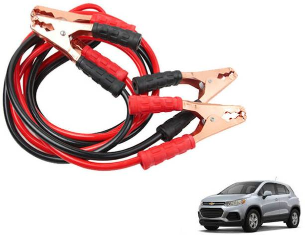 Stela Car Heavy Duty Jumper Cable Leads Battery Booster 500 Amp RY003 7.5 ft Battery Jumper Cable