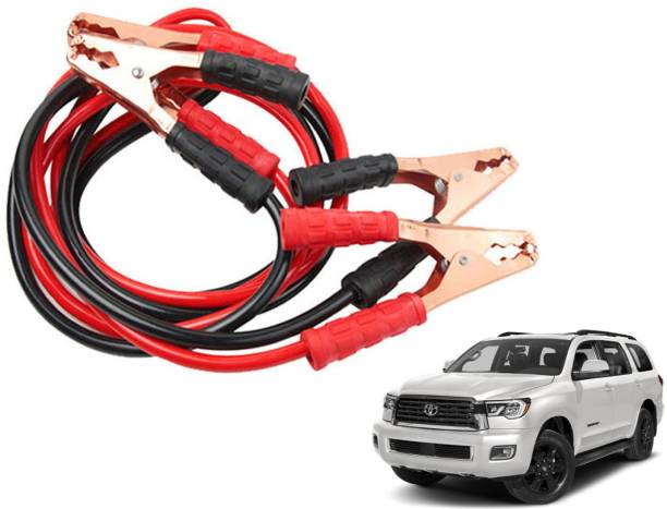 Stela Car Heavy Duty Jumper Cable Leads Battery Booster 500 Amp RY021 7.5 ft Battery Jumper Cable