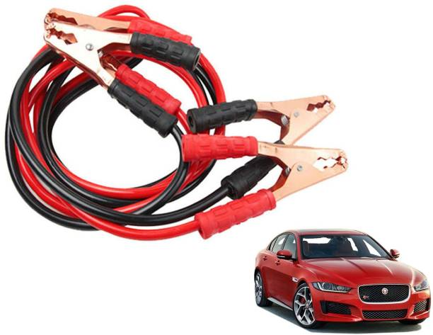 Roy Imaging Car Heavy Duty Jumper Cable Leads Battery Booster 500 Amp RY009 7.5 ft Battery Jumper Cable