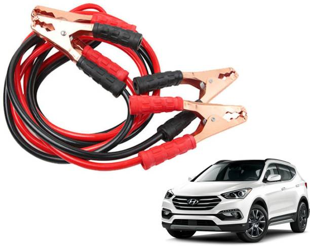 Stela Car Heavy Duty Jumper Cable Leads Battery Booster 500 Amp RY007 7.5 ft Battery Jumper Cable