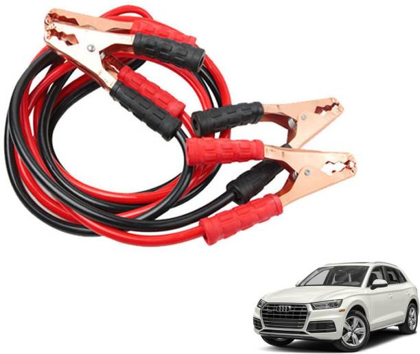 Stela Car Heavy Duty Jumper Cable Leads Battery Booster 500 Amp RY001 7.5 ft Battery Jumper Cable