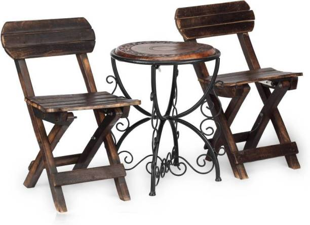 Antiqua Vgroup Engineered Wood Living Room Chair