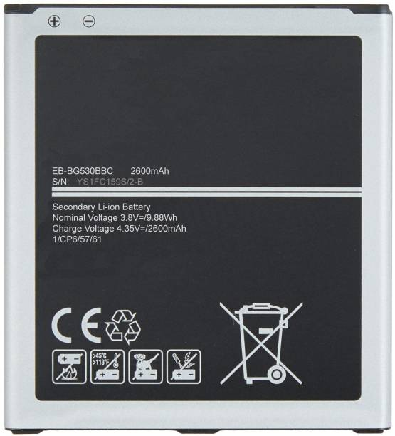 Grand Cell Mobile Battery For  Samsung Galaxy J3 (2016) SM-J320F