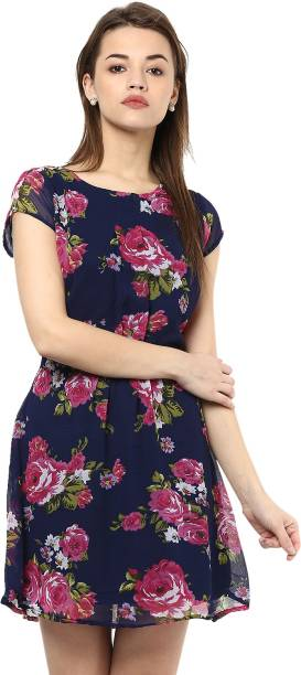 Floral Dresses - Buy Floral Print Dresses Online at Best Prices In ... 5433d310fbbd