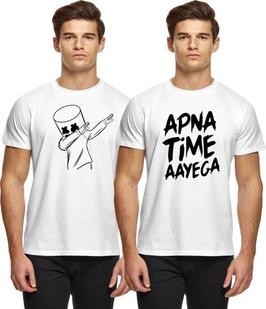 28b892523cc Apna Time Aayega T Shirts - Buy Apna Time Aayega T Shirts online at ...
