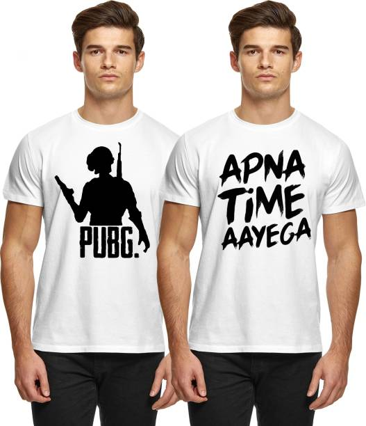 9d45bb877f992 Apna Time Aayega T Shirts - Buy Apna Time Aayega T Shirts online at ...
