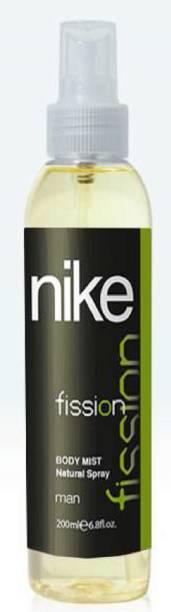 NIKE Fission MAN 200ML Body Mist  -  For Men