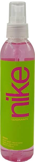 NIKE Green Women 200ml Body Mist  -  For Women
